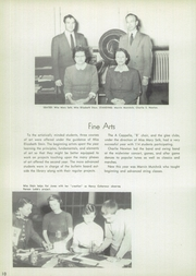 Page 14, 1955 Edition, Bloomington High School - Aepix Yearbook (Bloomington, IL) online yearbook collection