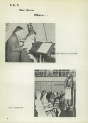 Page 10, 1956 Edition, Bloomington High School - Aepix Yearbook (Bloomington, IL) online yearbook collection