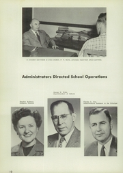 Page 16, 1956 Edition, Bloomington High School - Aepix Yearbook (Bloomington, IL) online yearbook collection