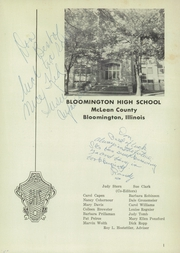 Page 5, 1956 Edition, Bloomington High School - Aepix Yearbook (Bloomington, IL) online yearbook collection
