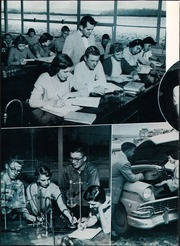 Page 10, 1956 Edition, Carl Sandburg High School - Poet Yearbook (Orland Park, IL) online yearbook collection