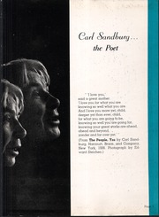Page 7, 1956 Edition, Carl Sandburg High School - Poet Yearbook (Orland Park, IL) online yearbook collection