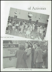 Page 9, 1945 Edition, Rochelle Township High School - Tatler Yearbook (Rochelle, IL) online yearbook collection