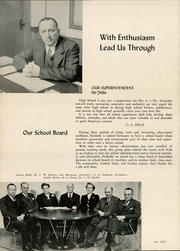 Page 12, 1947 Edition, Rochelle Township High School - Tatler Yearbook (Rochelle, IL) online yearbook collection