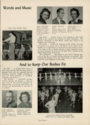 Page 17, 1947 Edition, Rochelle Township High School - Tatler Yearbook (Rochelle, IL) online yearbook collection
