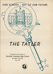 Page 5, 1947 Edition, Rochelle Township High School - Tatler Yearbook (Rochelle, IL) online yearbook collection