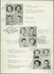 Page 14, 1950 Edition, Rochelle Township High School - Tatler Yearbook (Rochelle, IL) online yearbook collection