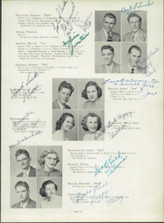 Page 17, 1950 Edition, Rochelle Township High School - Tatler Yearbook (Rochelle, IL) online yearbook collection