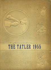 Page 1, 1955 Edition, Rochelle Township High School - Tatler Yearbook (Rochelle, IL) online yearbook collection