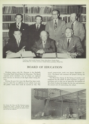Page 11, 1955 Edition, Rochelle Township High School - Tatler Yearbook (Rochelle, IL) online yearbook collection