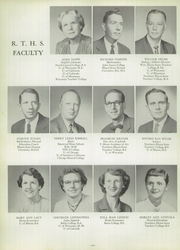 Page 14, 1955 Edition, Rochelle Township High School - Tatler Yearbook (Rochelle, IL) online yearbook collection