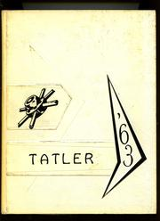 Rochelle Township High School - Tatler Yearbook (Rochelle, IL) online yearbook collection, 1963 Edition, Page 1