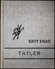 Rochelle Township High School - Tatler Yearbook (Rochelle, IL) online yearbook collection, 1968 Edition, Page 1