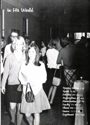 Page 7, 1968 Edition, Rochelle Township High School - Tatler Yearbook (Rochelle, IL) online yearbook collection