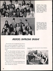 Page 64, 1970 Edition, Rochelle Township High School - Tatler Yearbook (Rochelle, IL) online yearbook collection