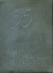 1955 Edition, Oswego High School - Panther Yearbook (Oswego, IL)
