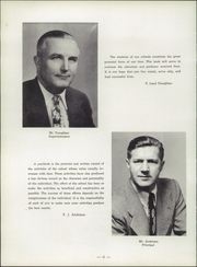 Page 10, 1955 Edition, Oswego High School - Panther Yearbook (Oswego, IL) online yearbook collection