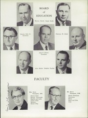 Page 11, 1955 Edition, Oswego High School - Panther Yearbook (Oswego, IL) online yearbook collection
