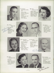 Page 12, 1955 Edition, Oswego High School - Panther Yearbook (Oswego, IL) online yearbook collection