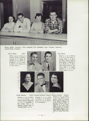 Page 17, 1955 Edition, Oswego High School - Panther Yearbook (Oswego, IL) online yearbook collection