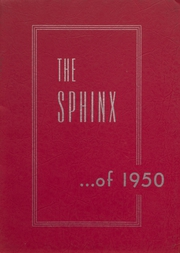 1950 Edition, J D Darnall High School - Sphinx Yearbook (Geneseo, IL)