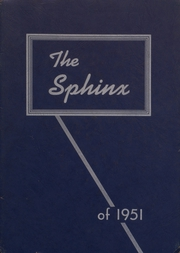 1951 Edition, J D Darnall High School - Sphinx Yearbook (Geneseo, IL)