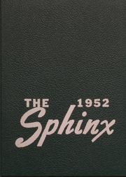 1952 Edition, J D Darnall High School - Sphinx Yearbook (Geneseo, IL)