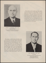 Page 10, 1954 Edition, J D Darnall High School - Sphinx Yearbook (Geneseo, IL) online yearbook collection