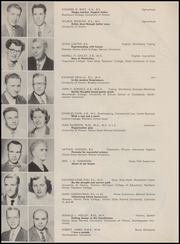 Page 12, 1954 Edition, J D Darnall High School - Sphinx Yearbook (Geneseo, IL) online yearbook collection