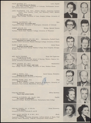 Page 13, 1954 Edition, J D Darnall High School - Sphinx Yearbook (Geneseo, IL) online yearbook collection