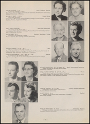 Page 11, 1958 Edition, J D Darnall High School - Sphinx Yearbook (Geneseo, IL) online yearbook collection