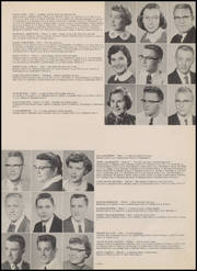 Page 15, 1958 Edition, J D Darnall High School - Sphinx Yearbook (Geneseo, IL) online yearbook collection