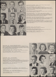 Page 16, 1958 Edition, J D Darnall High School - Sphinx Yearbook (Geneseo, IL) online yearbook collection