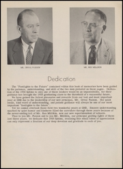 Page 8, 1958 Edition, J D Darnall High School - Sphinx Yearbook (Geneseo, IL) online yearbook collection