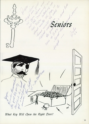 Page 17, 1965 Edition, J D Darnall High School - Sphinx Yearbook (Geneseo, IL) online yearbook collection