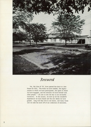 Page 6, 1965 Edition, J D Darnall High School - Sphinx Yearbook (Geneseo, IL) online yearbook collection