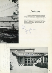 Page 7, 1965 Edition, J D Darnall High School - Sphinx Yearbook (Geneseo, IL) online yearbook collection