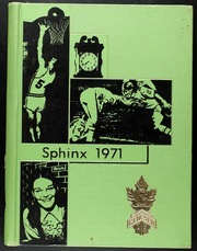 1971 Edition, J D Darnall High School - Sphinx Yearbook (Geneseo, IL)