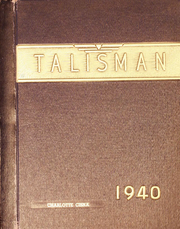 Page 1, 1940 Edition, Woodruff High School - Talisman Yearbook (Peoria, IL) online yearbook collection