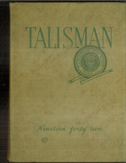 Page 1, 1942 Edition, Woodruff High School - Talisman Yearbook (Peoria, IL) online yearbook collection
