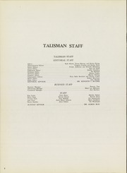 Page 6, 1946 Edition, Woodruff High School - Talisman Yearbook (Peoria, IL) online yearbook collection