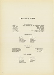 Page 6, 1947 Edition, Woodruff High School - Talisman Yearbook (Peoria, IL) online yearbook collection
