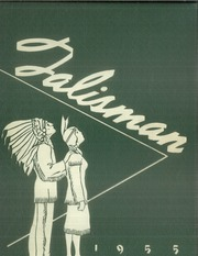 Woodruff High School - Talisman Yearbook (Peoria, IL) online yearbook collection, 1955 Edition, Page 1
