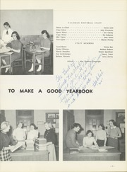 Page 7, 1958 Edition, Woodruff High School - Talisman Yearbook (Peoria, IL) online yearbook collection