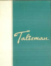 Page 1, 1959 Edition, Woodruff High School - Talisman Yearbook (Peoria, IL) online yearbook collection