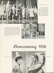 Page 14, 1959 Edition, Woodruff High School - Talisman Yearbook (Peoria, IL) online yearbook collection