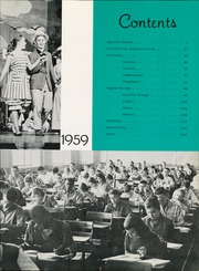 Page 7, 1959 Edition, Woodruff High School - Talisman Yearbook (Peoria, IL) online yearbook collection