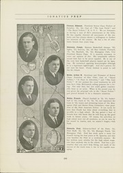 Page 12, 1924 Edition, St Ignatius High School - Ignatius Yearbook (Chicago, IL) online yearbook collection