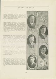 Page 13, 1924 Edition, St Ignatius High School - Ignatius Yearbook (Chicago, IL) online yearbook collection