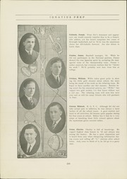 Page 14, 1924 Edition, St Ignatius High School - Ignatius Yearbook (Chicago, IL) online yearbook collection